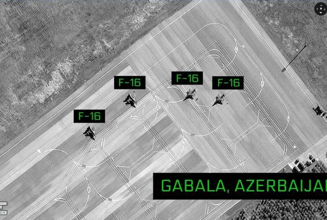 Журналист NYT обнаружил в Азербайджане истребители F-16 | Region Monitor
